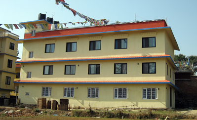 ani drupkhang finished exterior